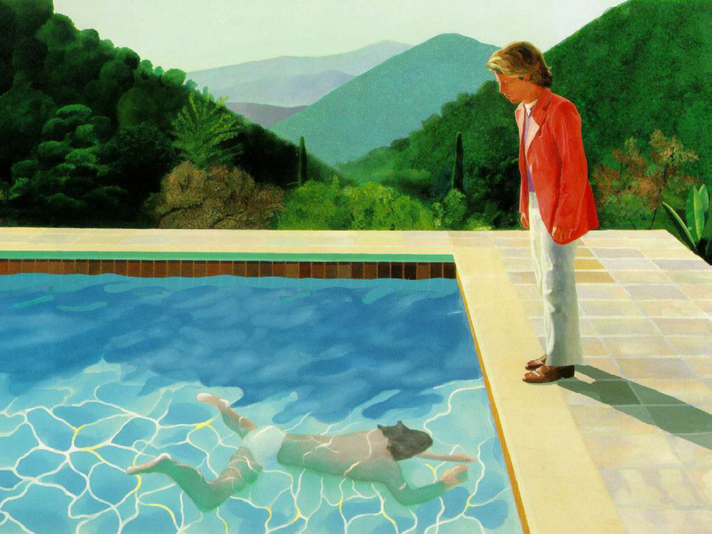 Hockney-two-figures-pool