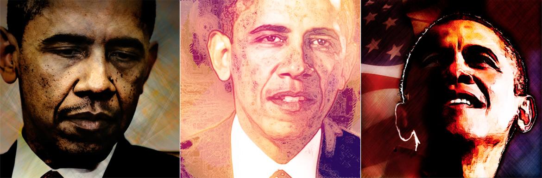 Obama trittico